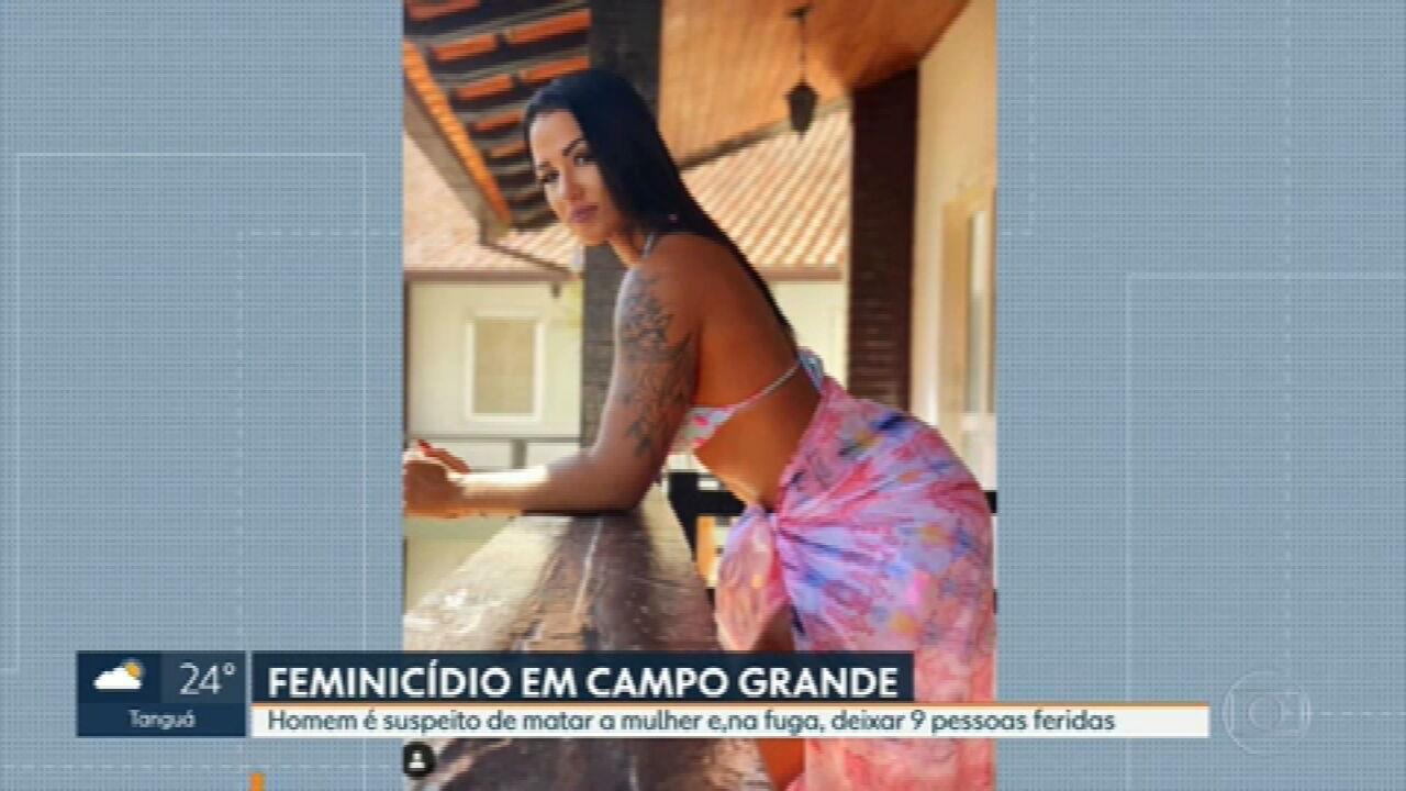 Homem é suspeito de matar a mulher em Campo Grande