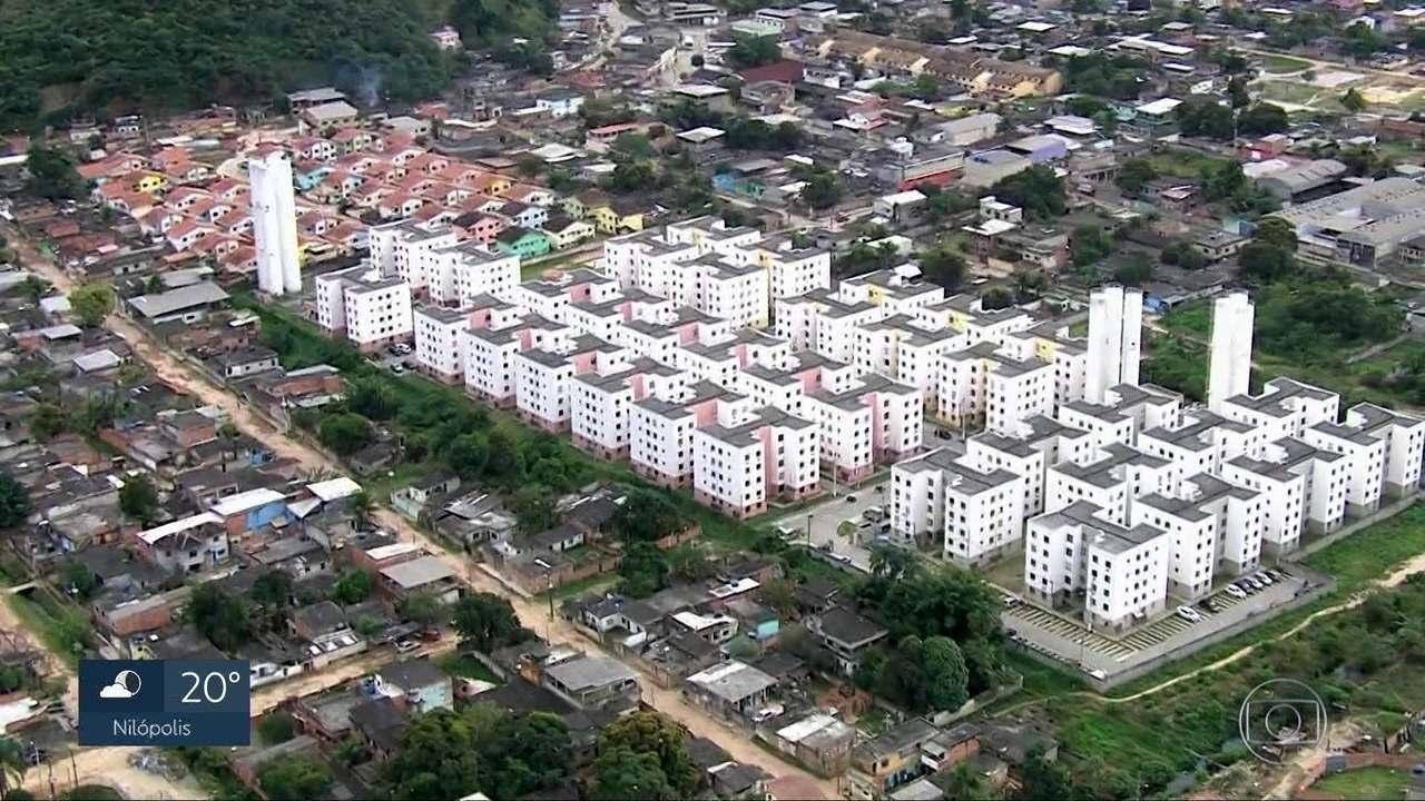 Em Belford Roxo, milicianos fazem leilão de apartamentos tomados por eles