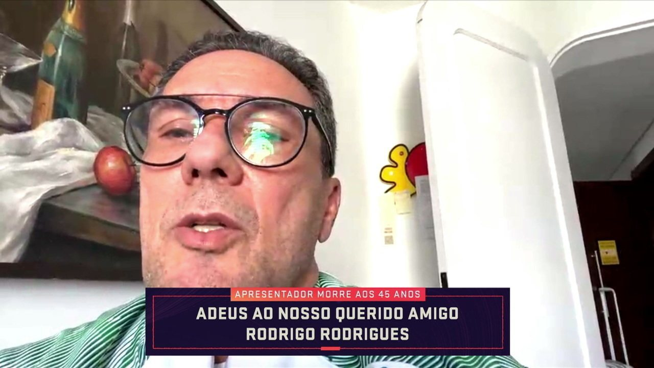 "Vanderlei Luxemburgo fala sobre amizade com Rodrigo Rodrigues: ""Cara fenomenal, astral fantástico"""