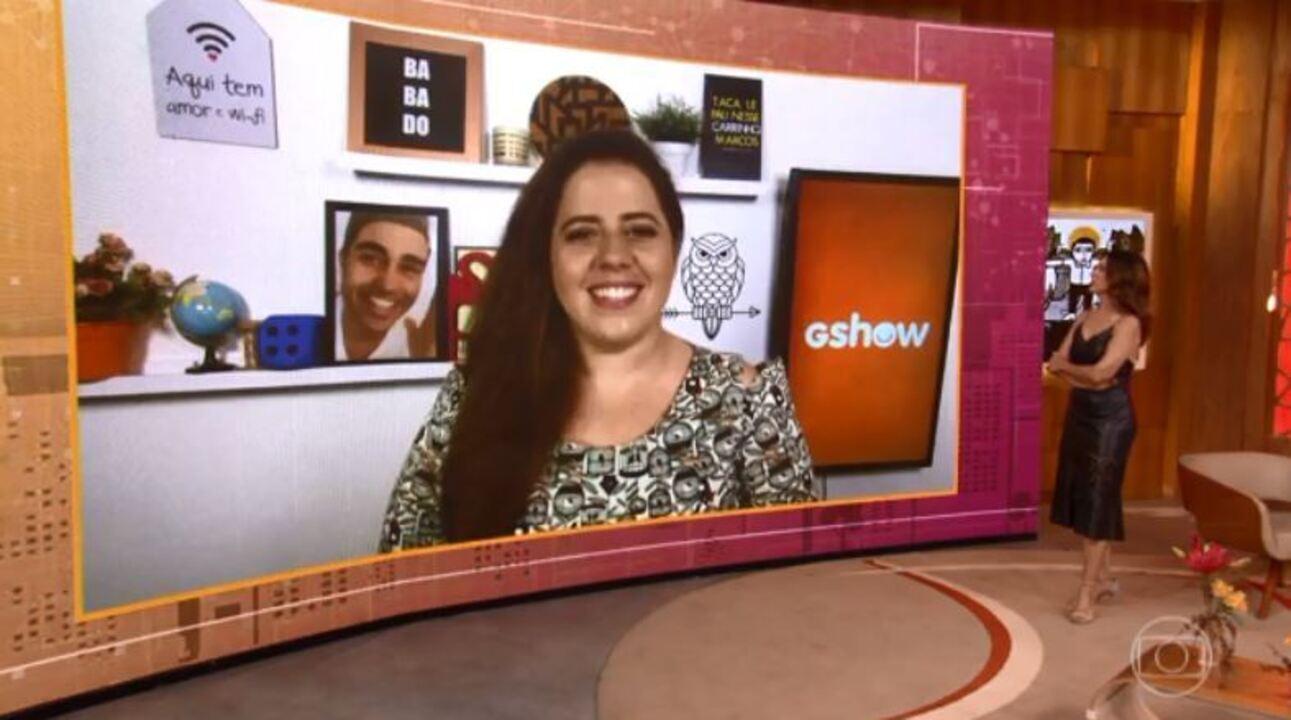 Tati Machado mostra o que rola no mundo do entretenimento, no 'Gshow no Encontro'