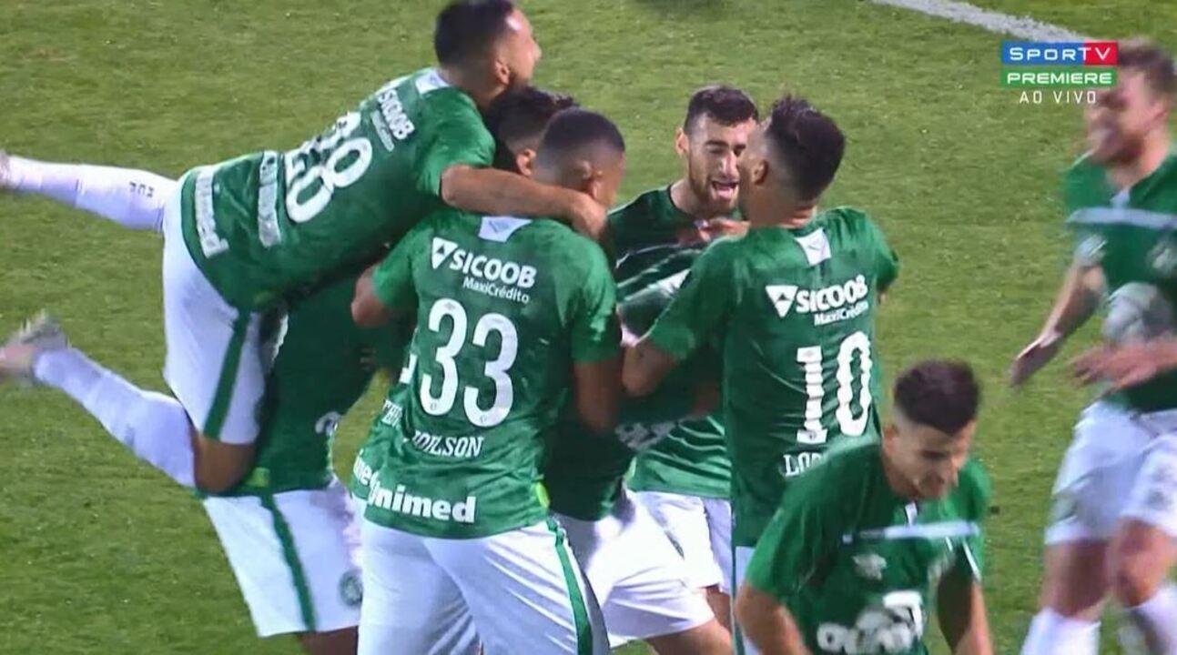 Os melhores momentos de Chapecoense 2 x 0 Guarani, pela 5ª rodada da Série B