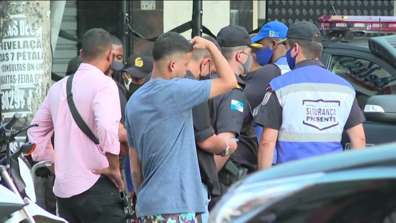 Polícia liberta mulher que ficou refém por quase quatro horas na Tijuca, no Rio