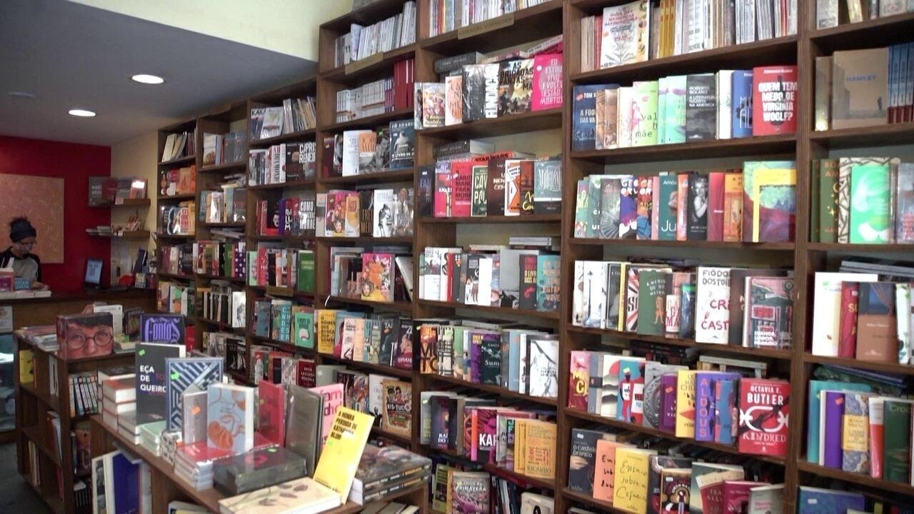 Livaria cresce durante a pandemia com serviço de curadoria para leitores
