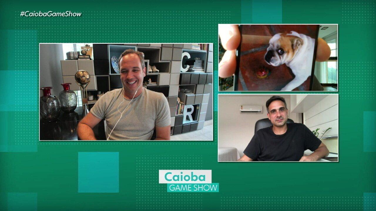 """Tiago Leifert revela o que aconteceu com o """"famoso"""" bulldog Fernando, um dos grandes personagens dos games"""