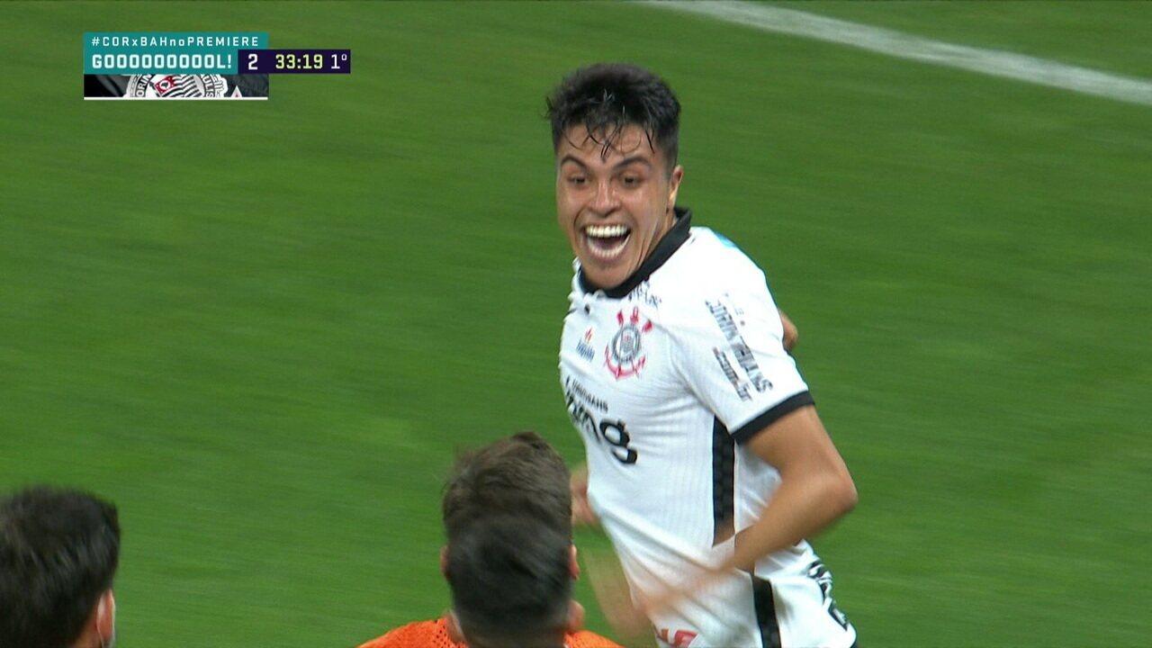 Gustavo Villani faz narração emocionante do primeiro gol de Roni no Corinthians