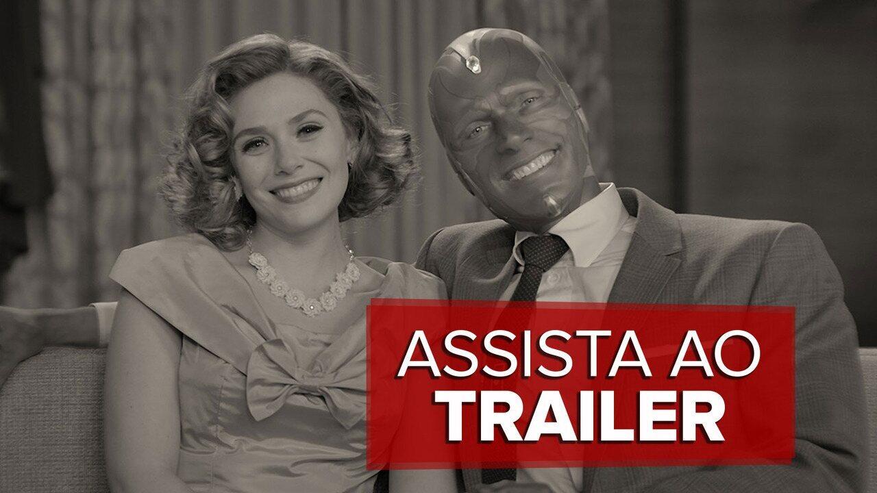 'WandaVision' ganha trailer; ASSISTA