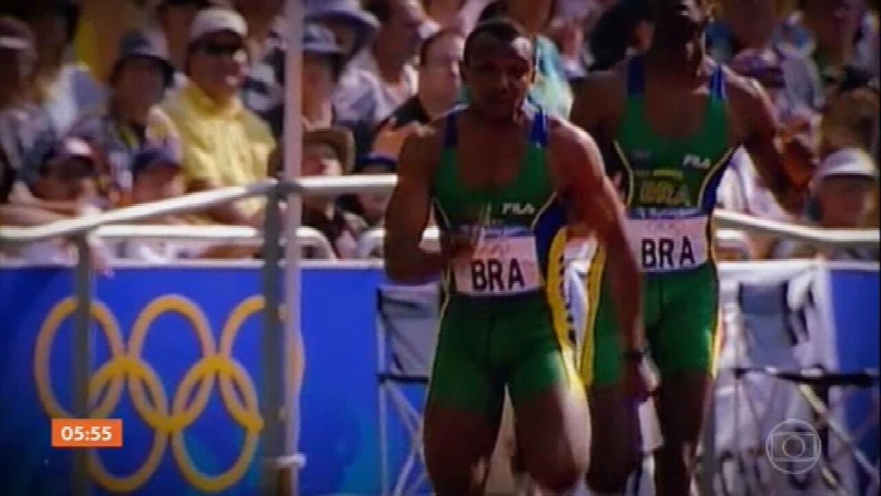 Após 20 anos, brasileiro recebe medalha de prata conquistada nos Jogos de Sydney