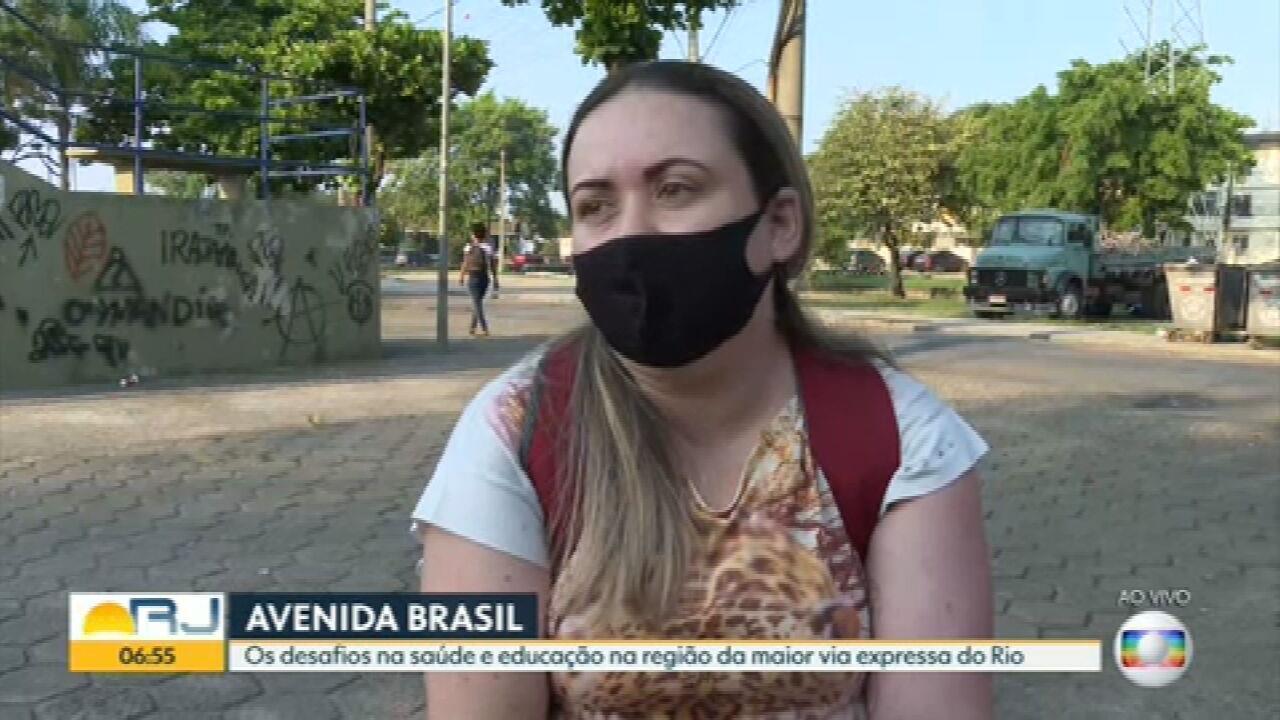 Saúde e educação se destacam entre os desafios na região da Avenida Brasil