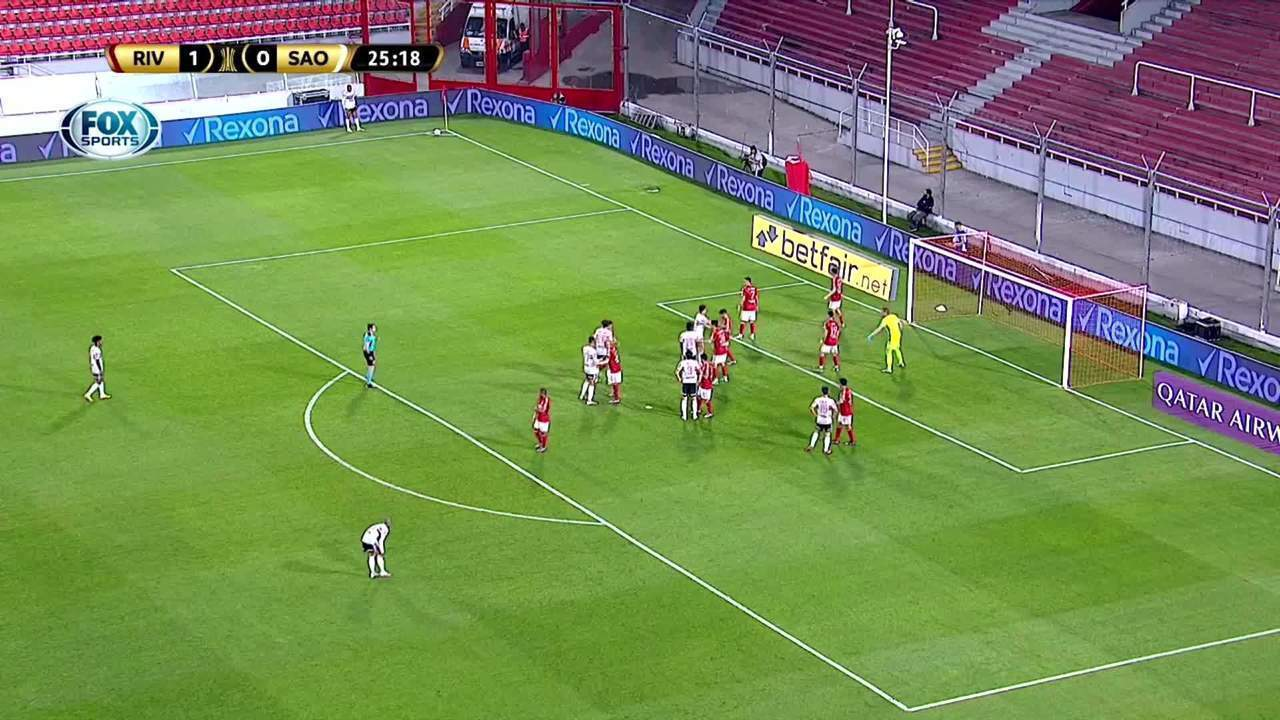 Melhores momentos: River Plate 2 x 1 São Paulo pela Taça Libertadores 2020