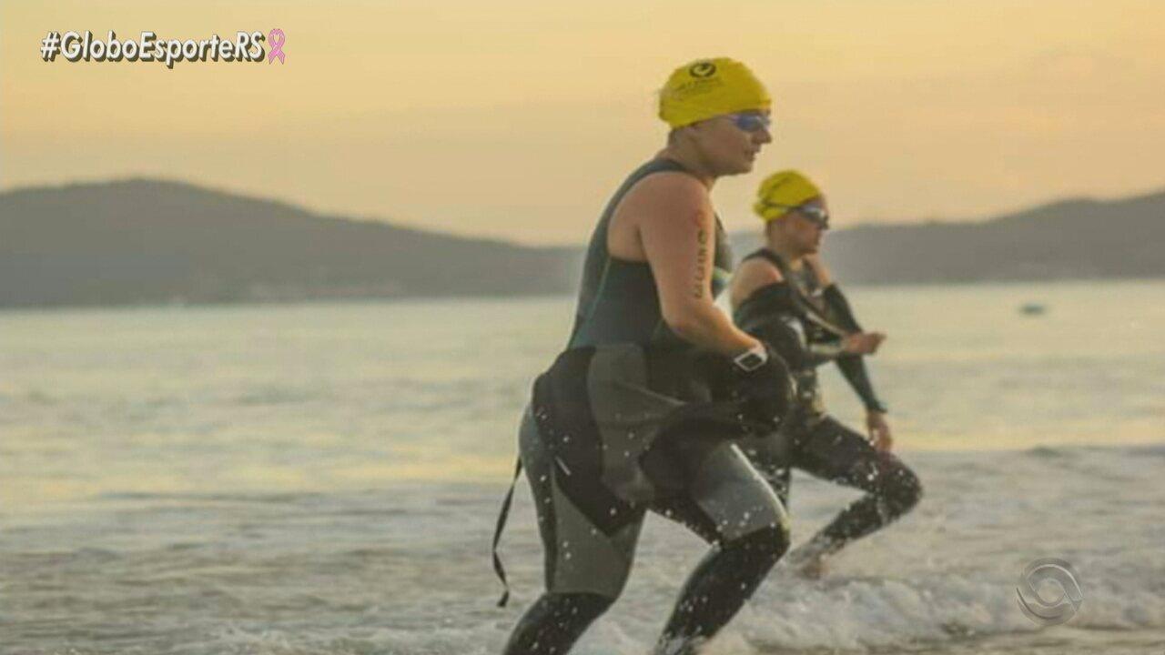 Atletas que venceram o câncer de mama falam da importância do esporte nesta luta