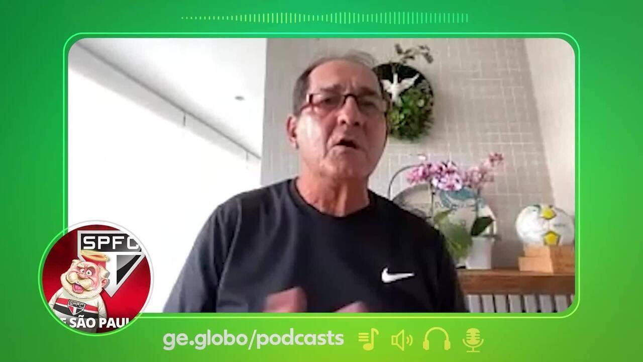 Muricy Ramalho diz ser difícil defender Fernando Diniz no São Paulo