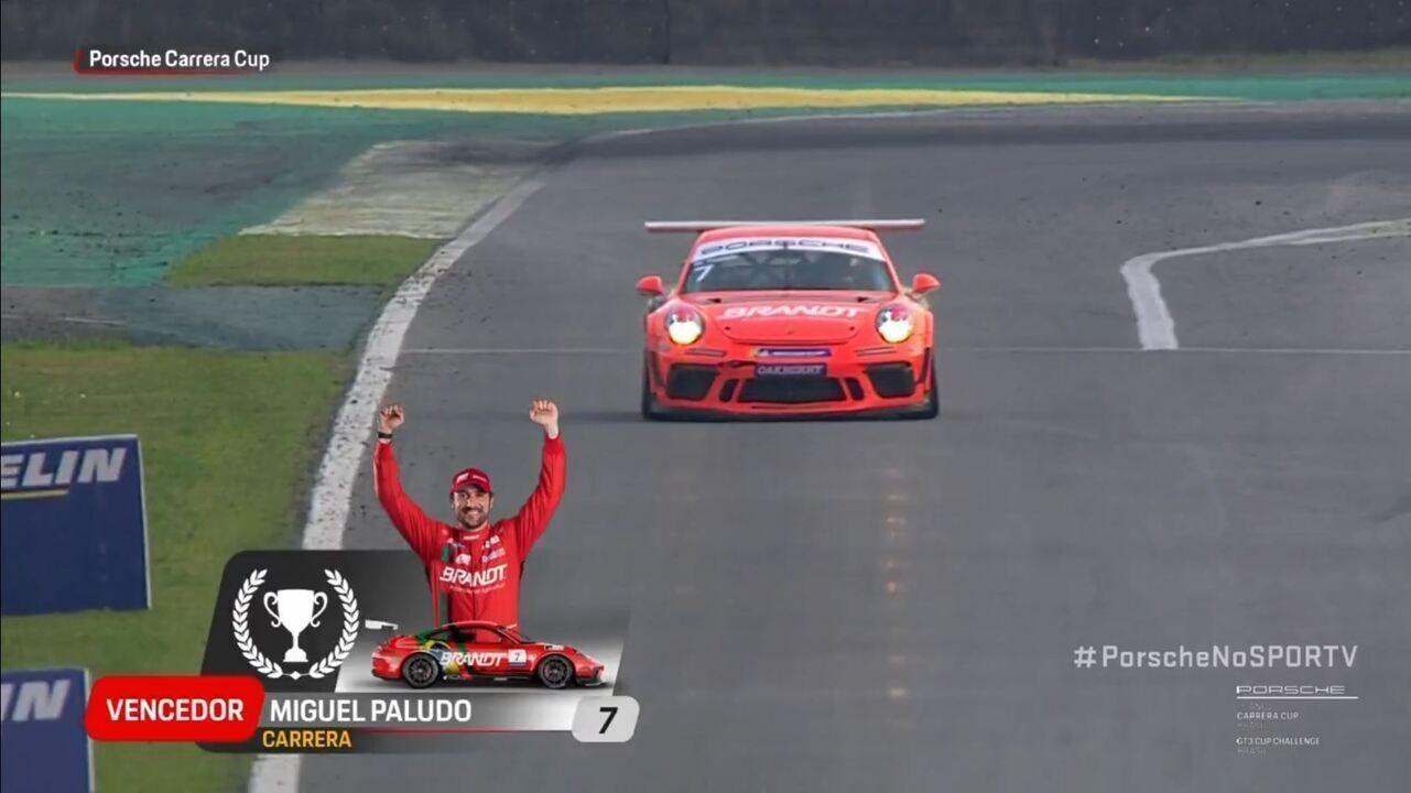 Porsche Cup Brasil - etapa de Interlagos - 02/10/2020