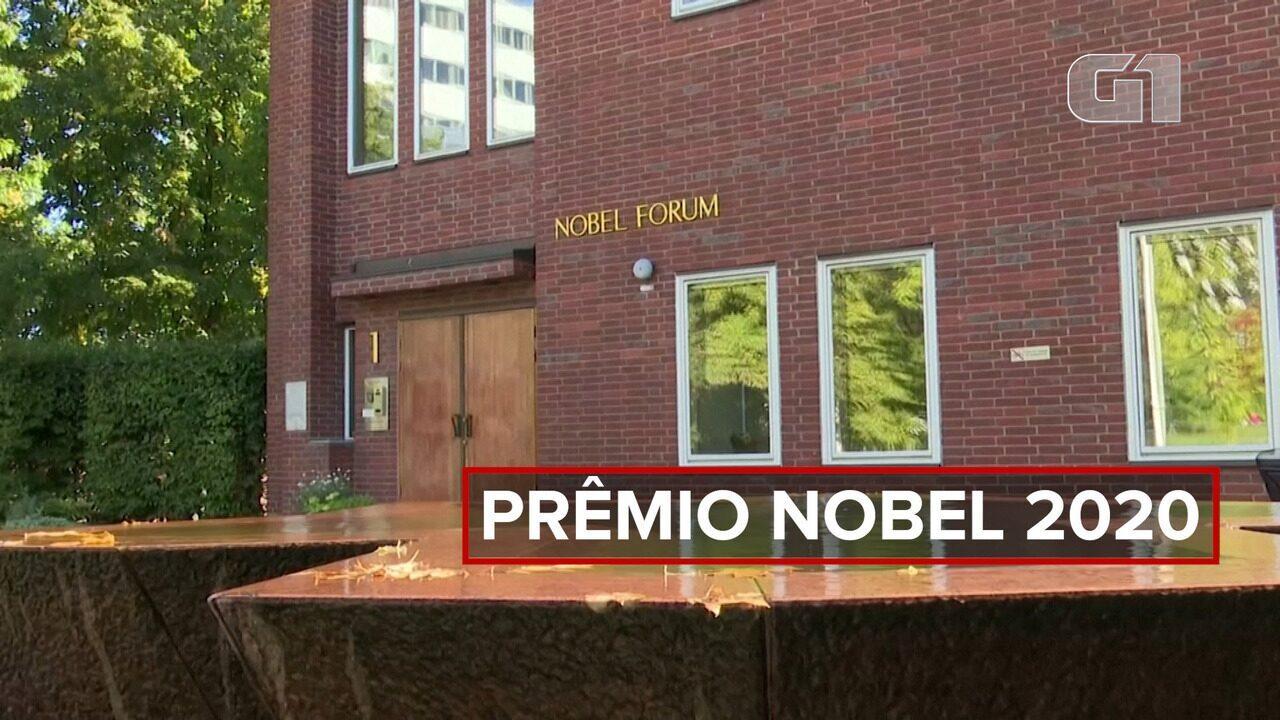 Conheça os vencedores do Prêmio Nobel 2020