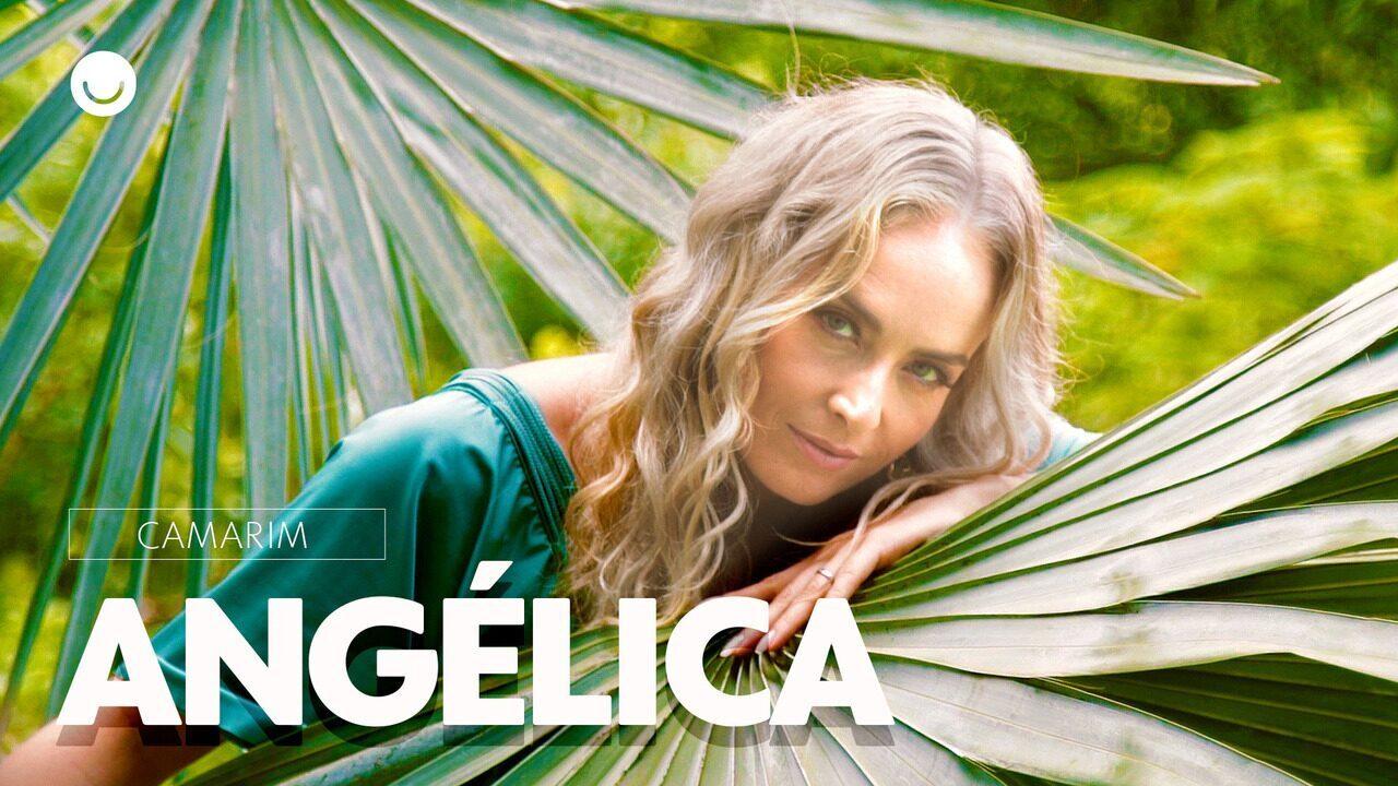 Veja o making of do ensaio fotográfico da Angélica para o Gshow