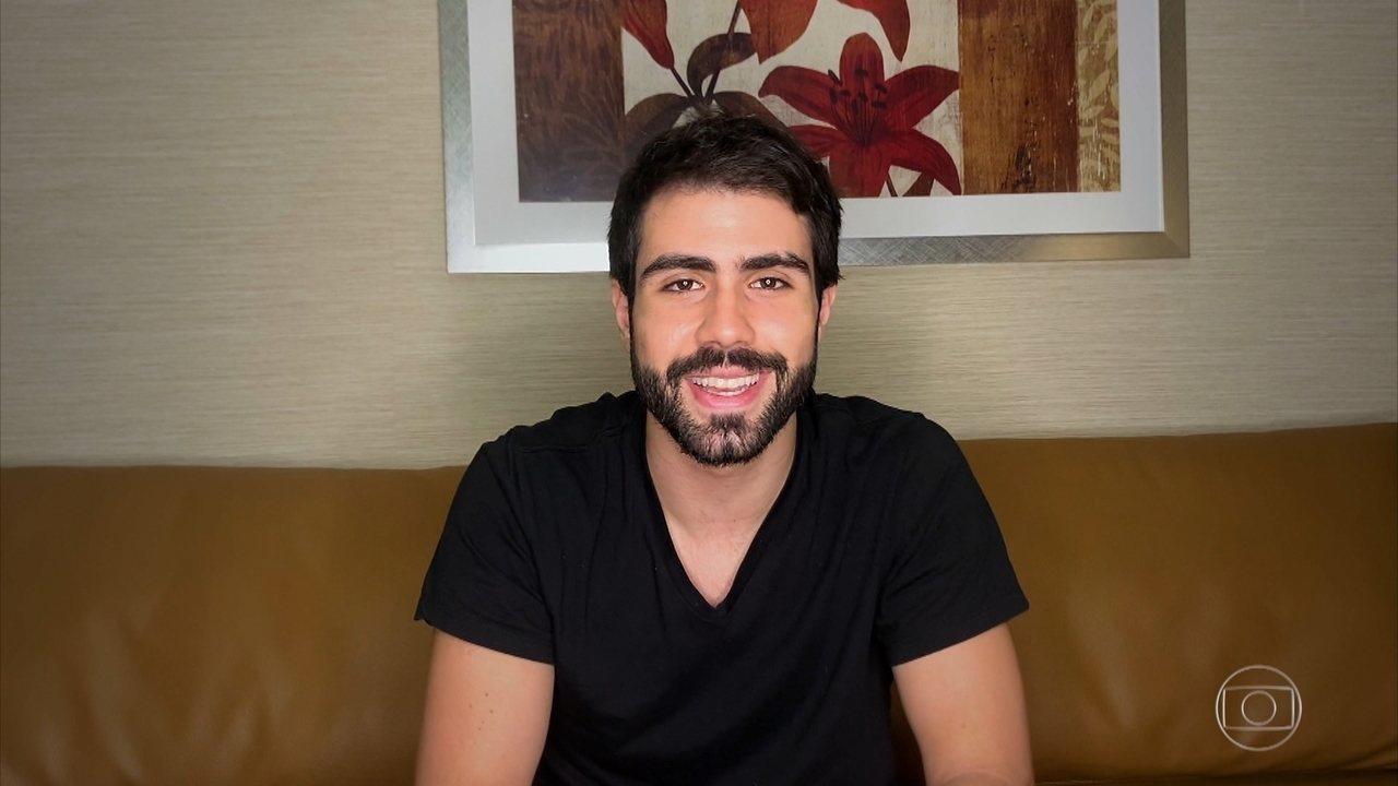 Juliano Laham fala sobre seu afastamento por motivos de saúde