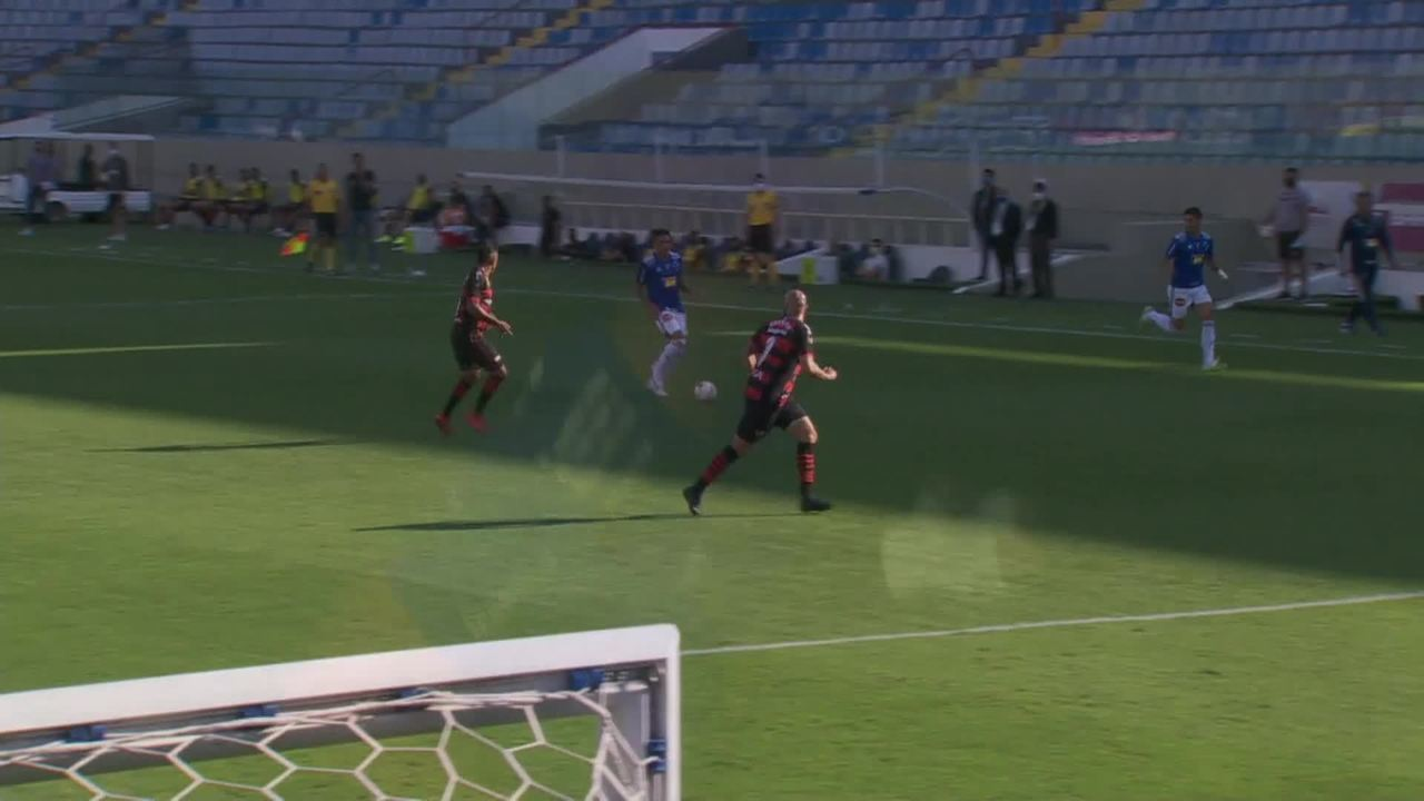Melhores momentos de Oeste 0 x 0 Cruzeiro pela Série B do Campeonato Brasileiro