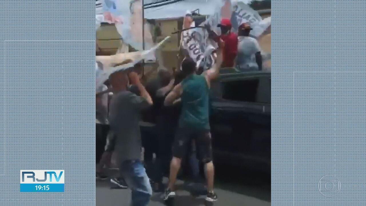 Traficantes e milicianos interferem de forma violenta na campanha eleitoral em diversas cidades do RJ