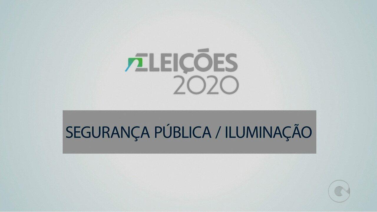 Candidatos à prefeitura de Petrolina apresentam propostas para a segurança pública