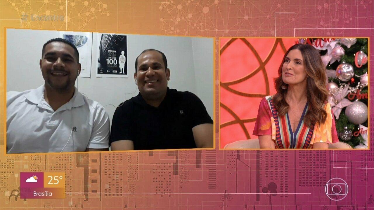 Final feliz: Antônio Carlos anuncia que encontrou a verdadeira família