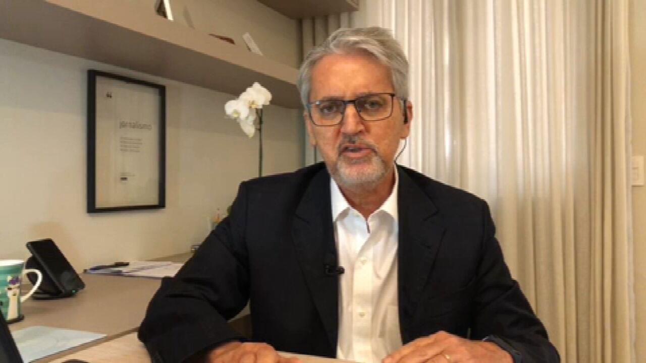 """Faldo Cruz: """"O governo chegou atrasado e estava fora de controle"""" Para as etapas de imunização contra Covid"""