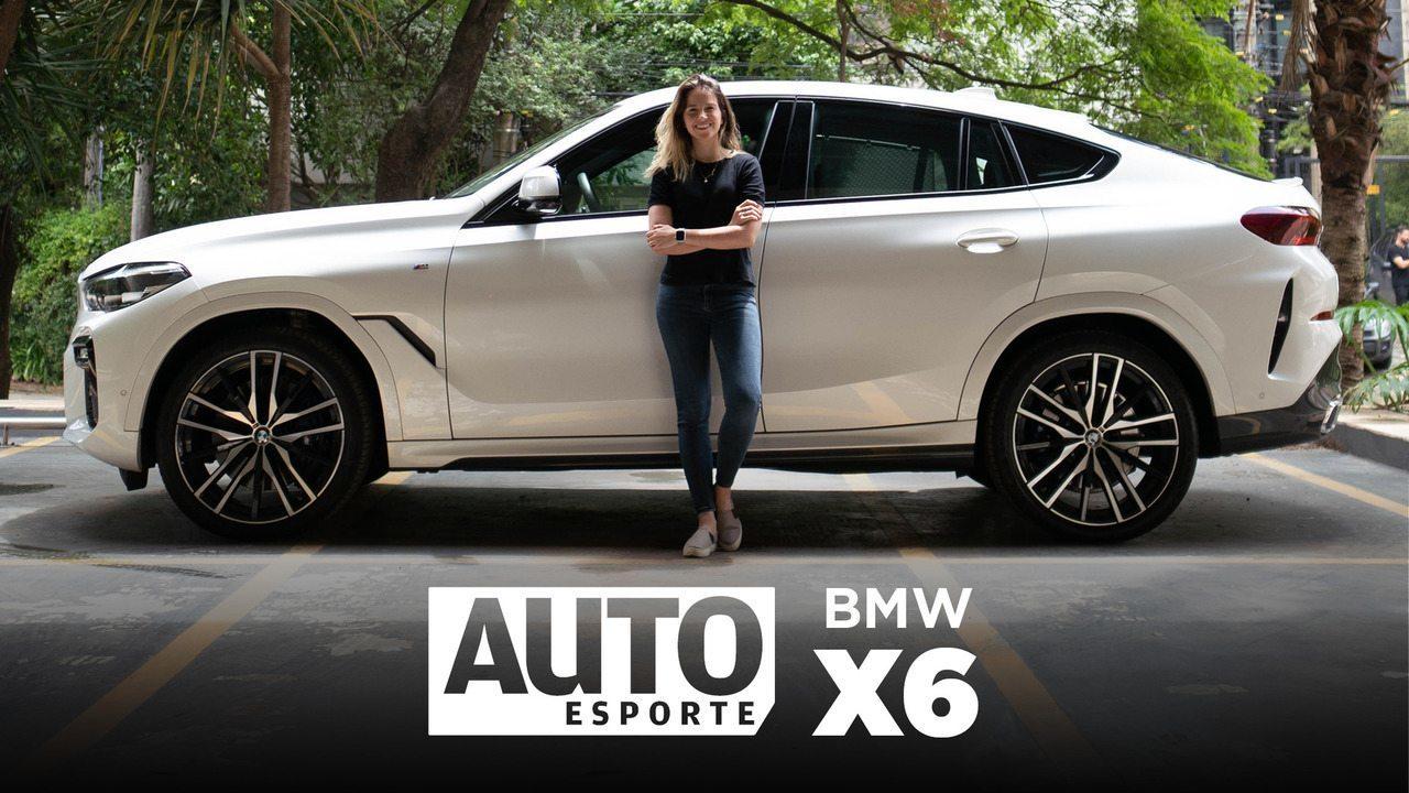 BMW X6: primeiro SUV cupê fica maior, mais potente e tecnológico, tem até grade iluminada