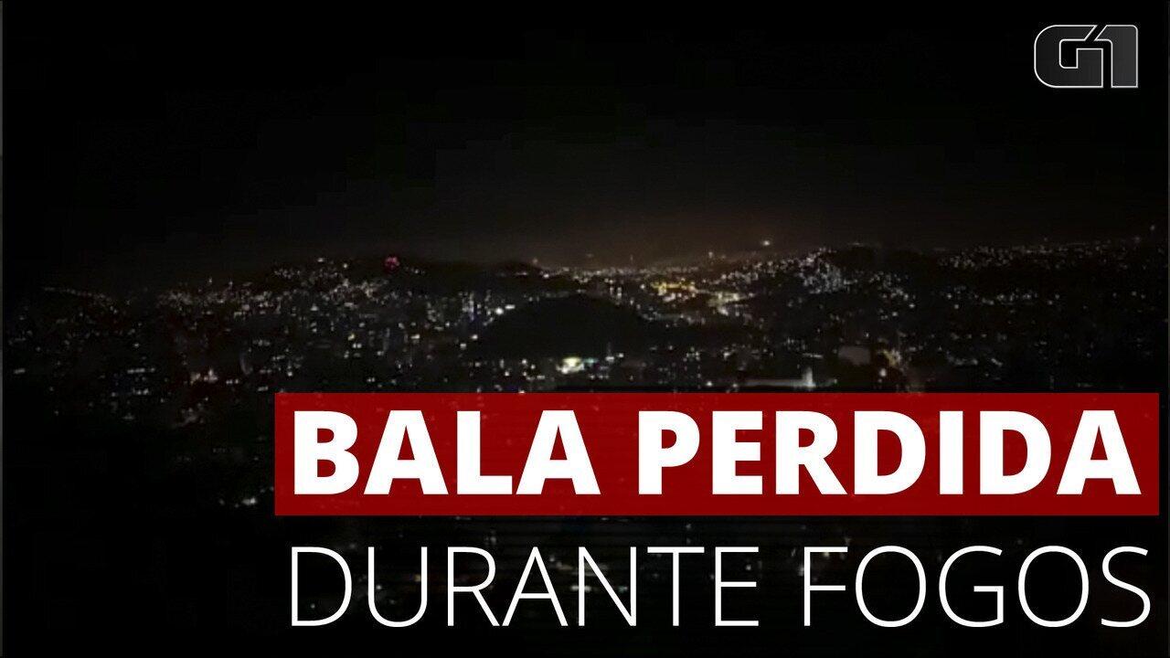Admisión Religioso Censo nacional  Parentes filmavam fogos quando menina foi atingida por bala perdida no  Turano; veja VÍDEO   Rio de Janeiro   G1