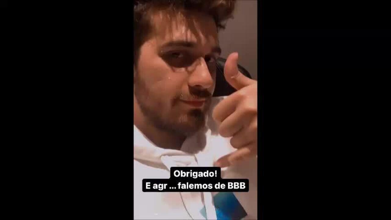 "Gustavo Mioto diz ter negado convite para ""BBB21"""
