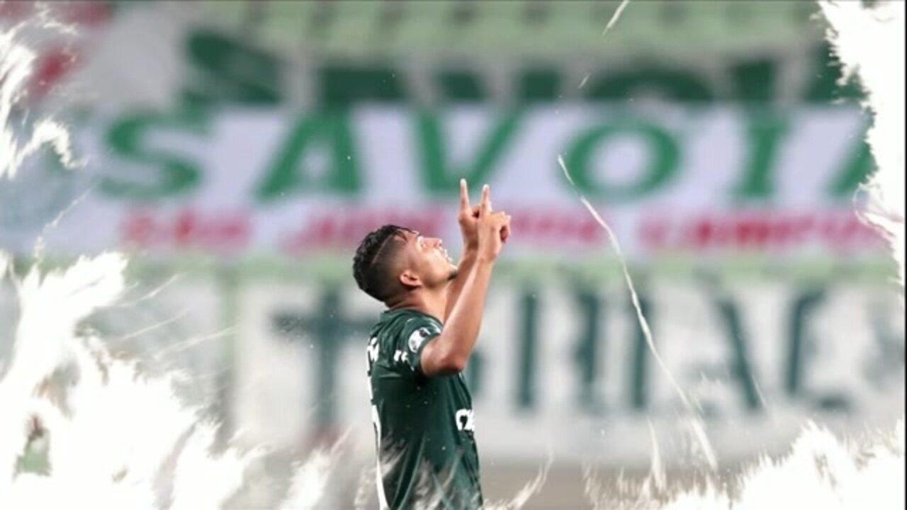 Palmeiras sofre, é derrotado pelo River, mas se classifica pra final da Libertadores