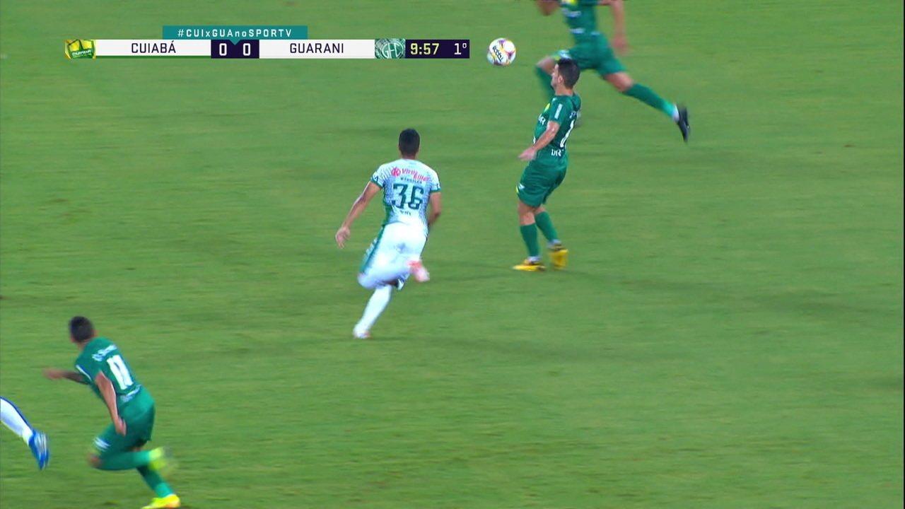 Melhores momentos: Cuiabá 4 x 0 Guarani pela 35ª rodada do Brasileirão Série B