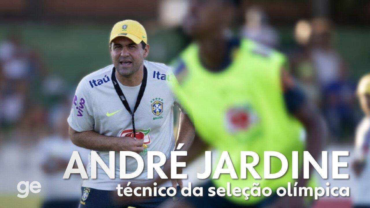 Tatiquês (e outros papos): André Jardine fala sobre preparação e expectativa para Olimpíada de Tóquio
