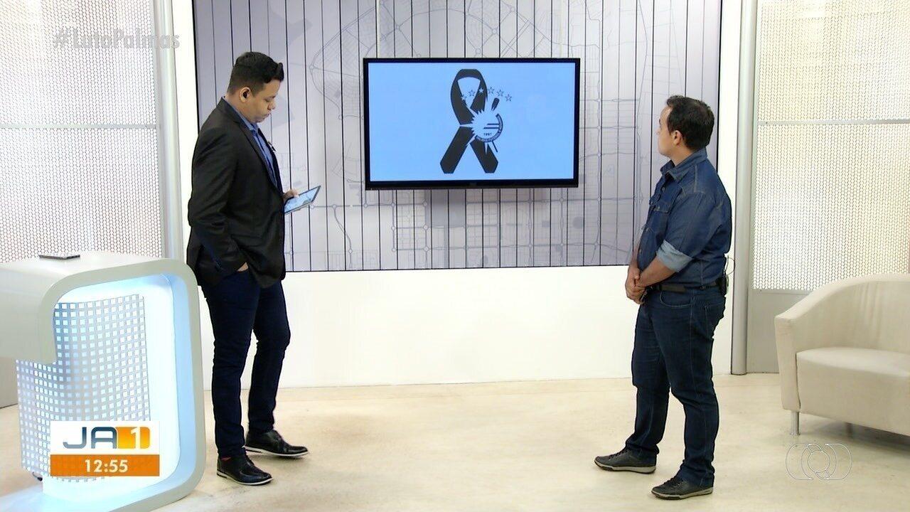 Marinho fala sobre a morte do filho Marcus Molinari no acidente aéareo envolvendo o Palmas