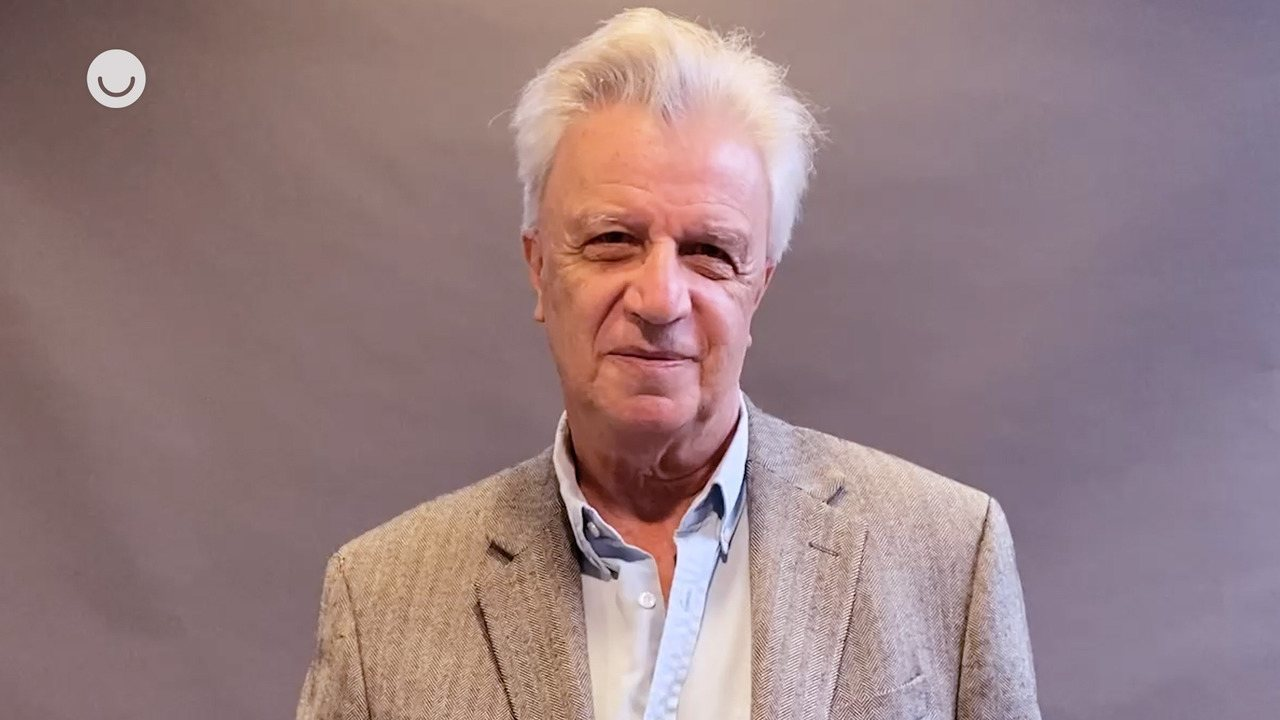 Carlos Miziara, do 'The Voice +', começou a cantar com sessenta anos