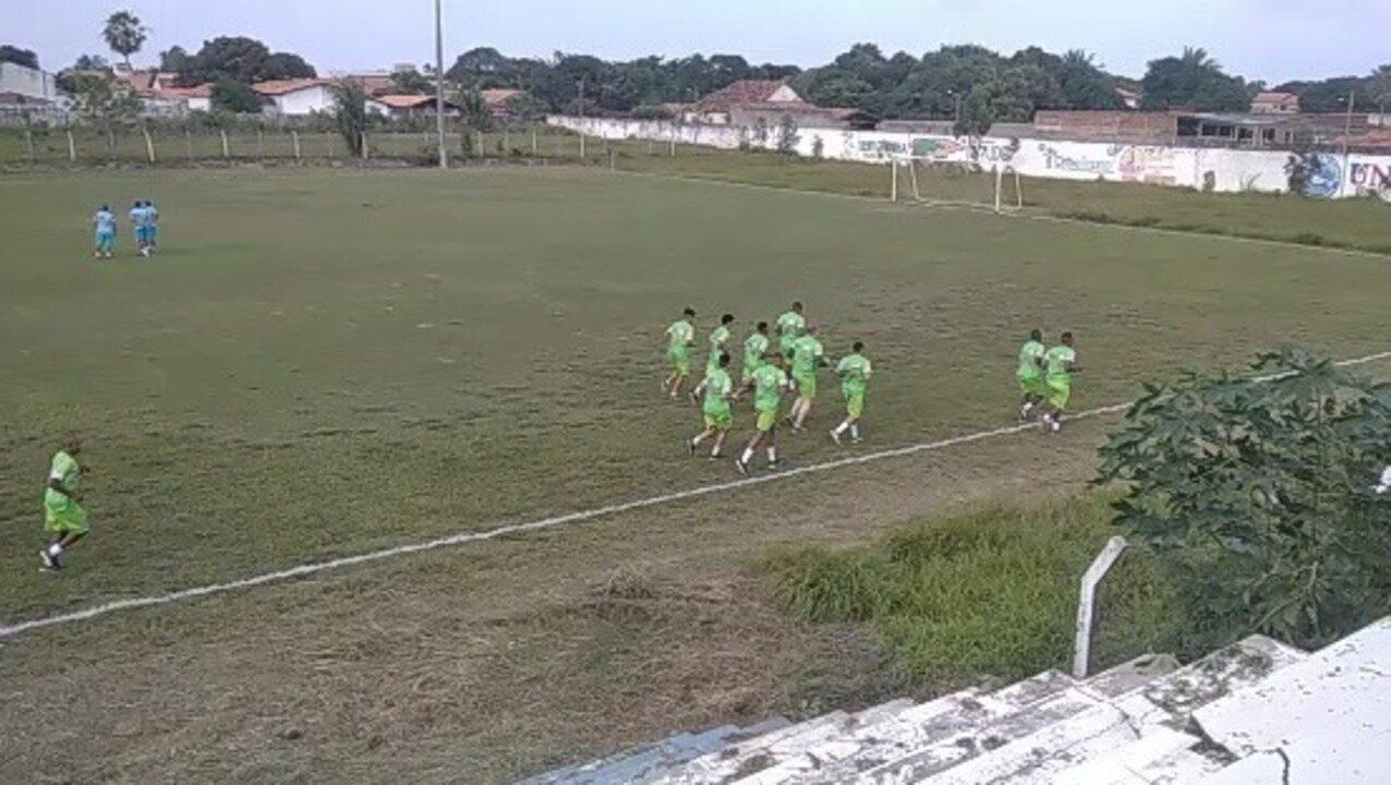 Parnahyba inicia treinos para temporada 2021