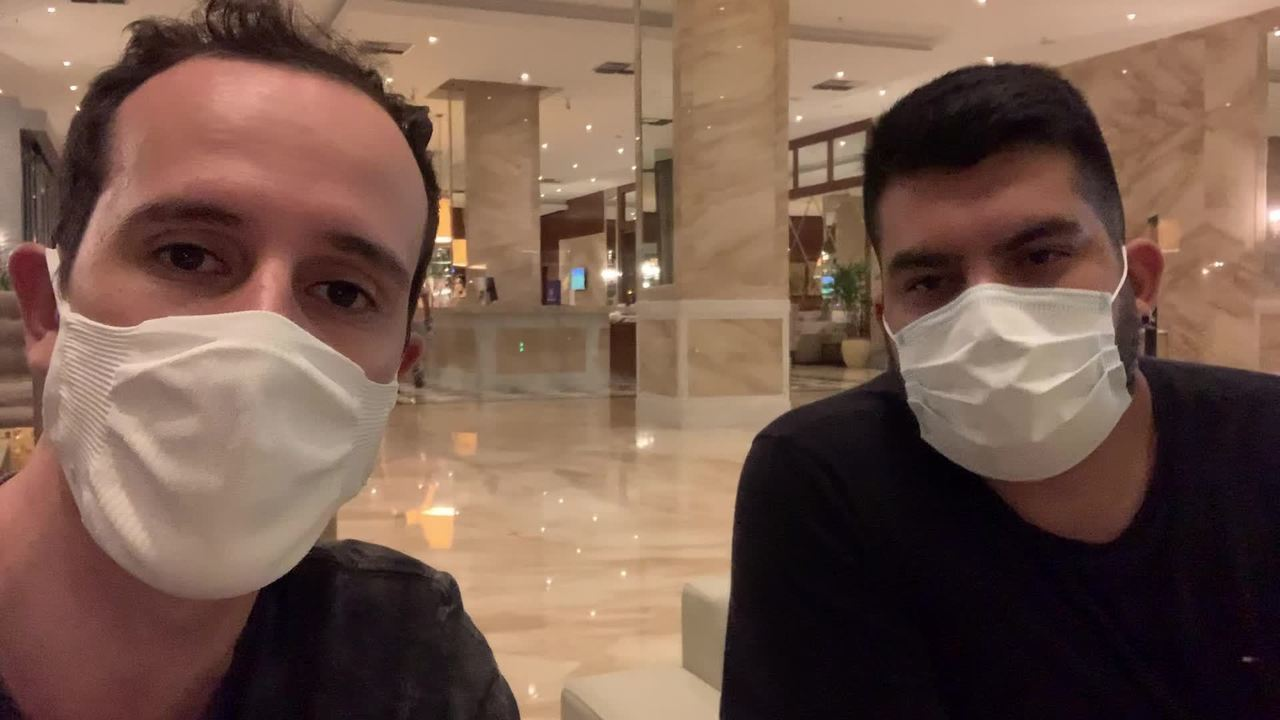Boletim do Santos: Bruno Giufrida e Gabriel dos Santos contam o dia do Santos no RJ