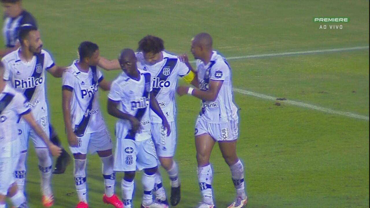 Os melhores momentos de Figueirense 2 x 7 Ponte Preta, pela 38ª rodada da Série B