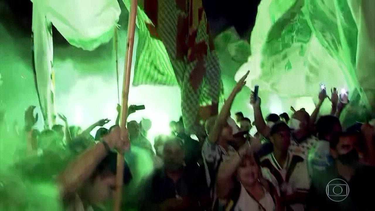 Palmeiras viaja rumo ao Catar para disputar Mundial de Clubes