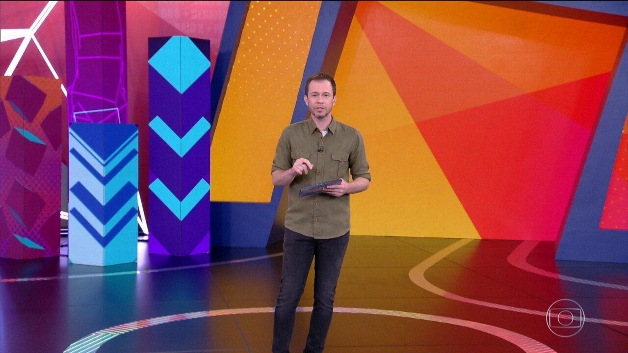 Tiago Leifert explica a dinâmica da segunda semana do BBB21