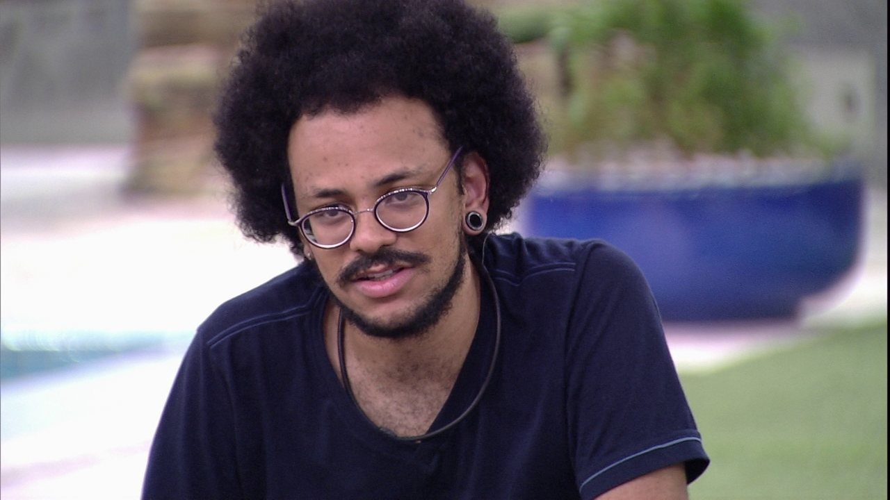 BBB21: João Luiz fala sobre Projota e Nego Di: 'Estou desapontado e não surpreso'