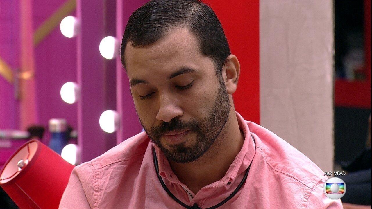 Gilberto e Projota são os dois mais votados no Quarto Paredão do BBB21