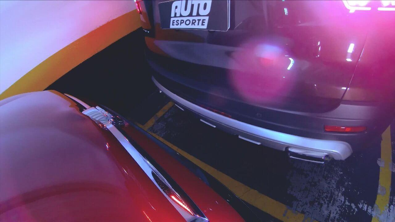 Pequenas batidas podem estragar os sensores do seu carro
