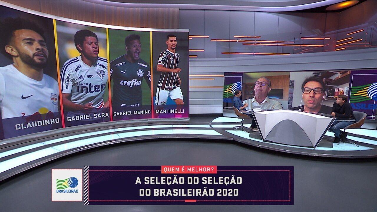 Quem é melhor? A Seleção do Seleção no Brasileirão 2020