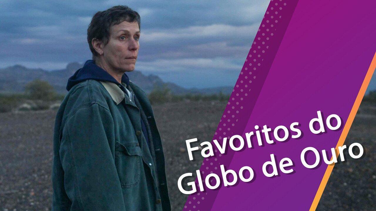 Semana Pop conta quais são os filmes e séries favoritos do Globo de Ouro