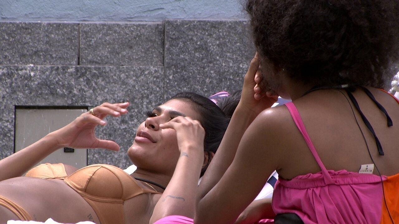 Pocah fala sobre sister do BBB21: ´Agora, estou bem chateada´