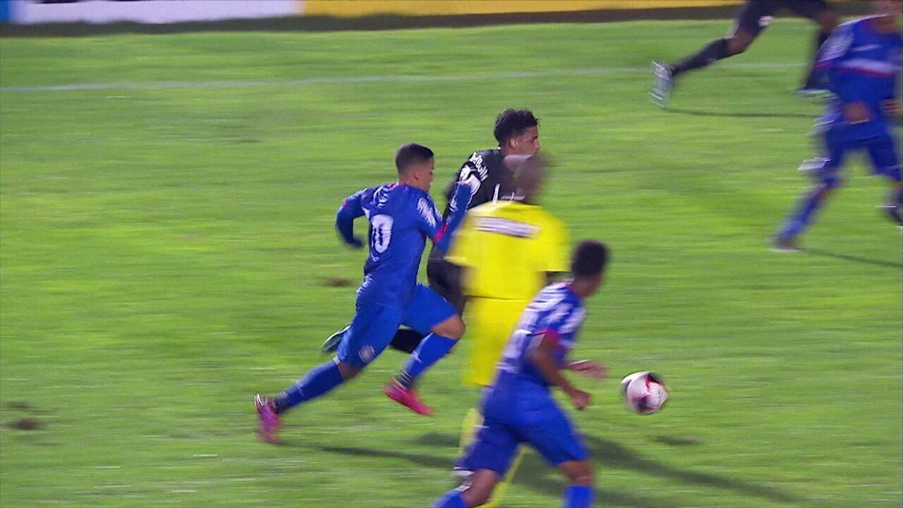 Melhores momentos: São Caetano 0 x 2 Bragantino pela 2ª rodada do Campeonato Paulista