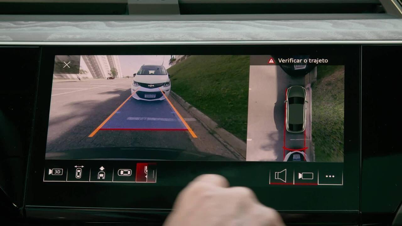 Tecnologias para ajudar o motorista na hora de estacionar vão além da câmera de ré