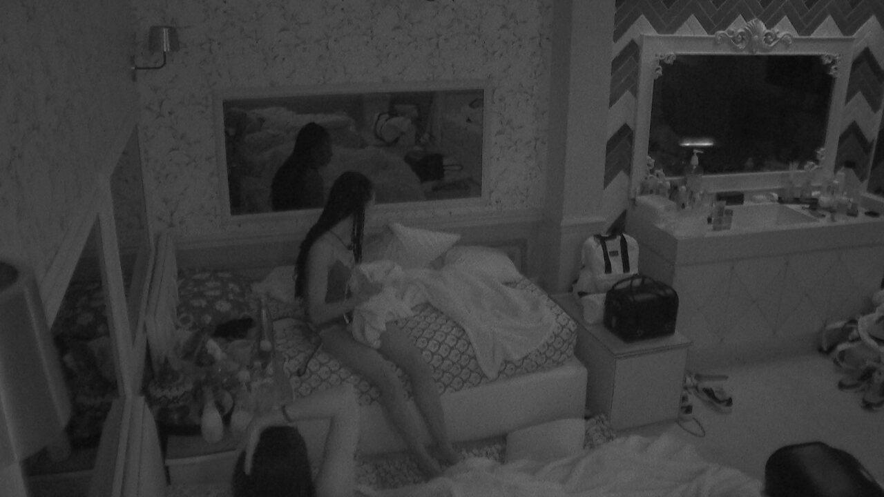 No BBB21, brothers dormem após Prova de Resistência da Gillette