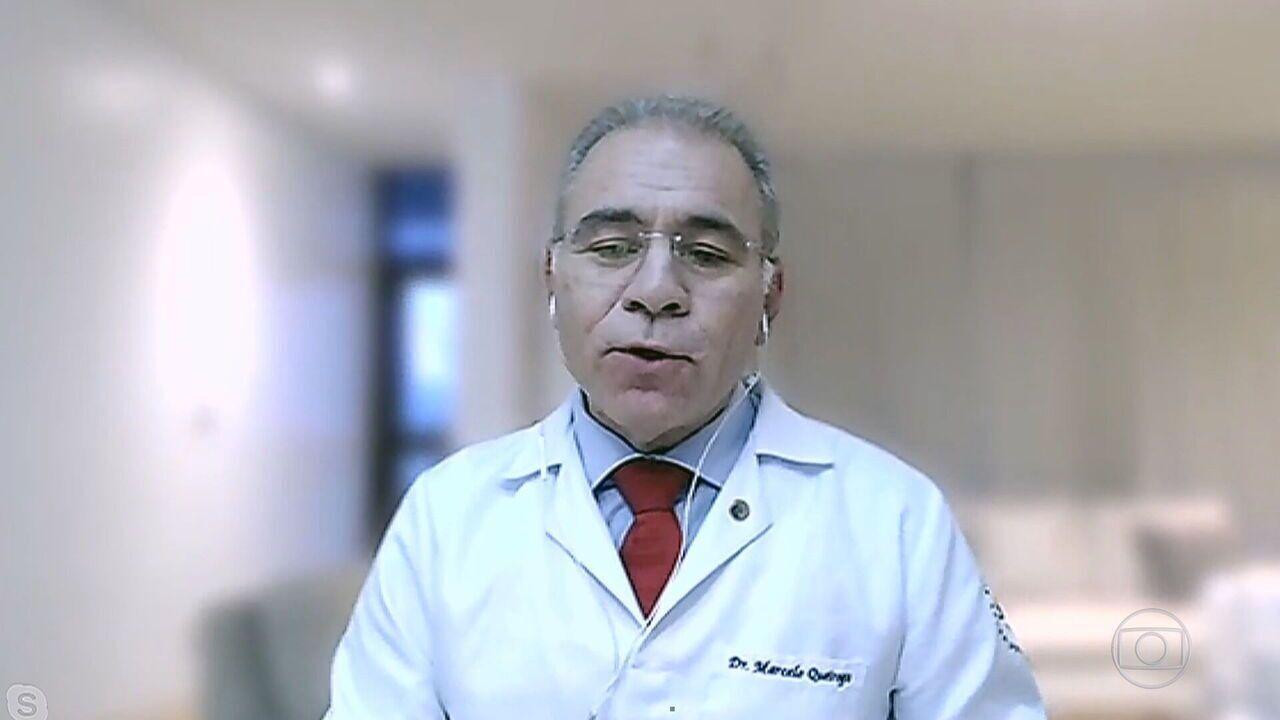 Médico Marcelo Queiroga aceita convite de Bolsonaro para assumir o Ministério da Saúde