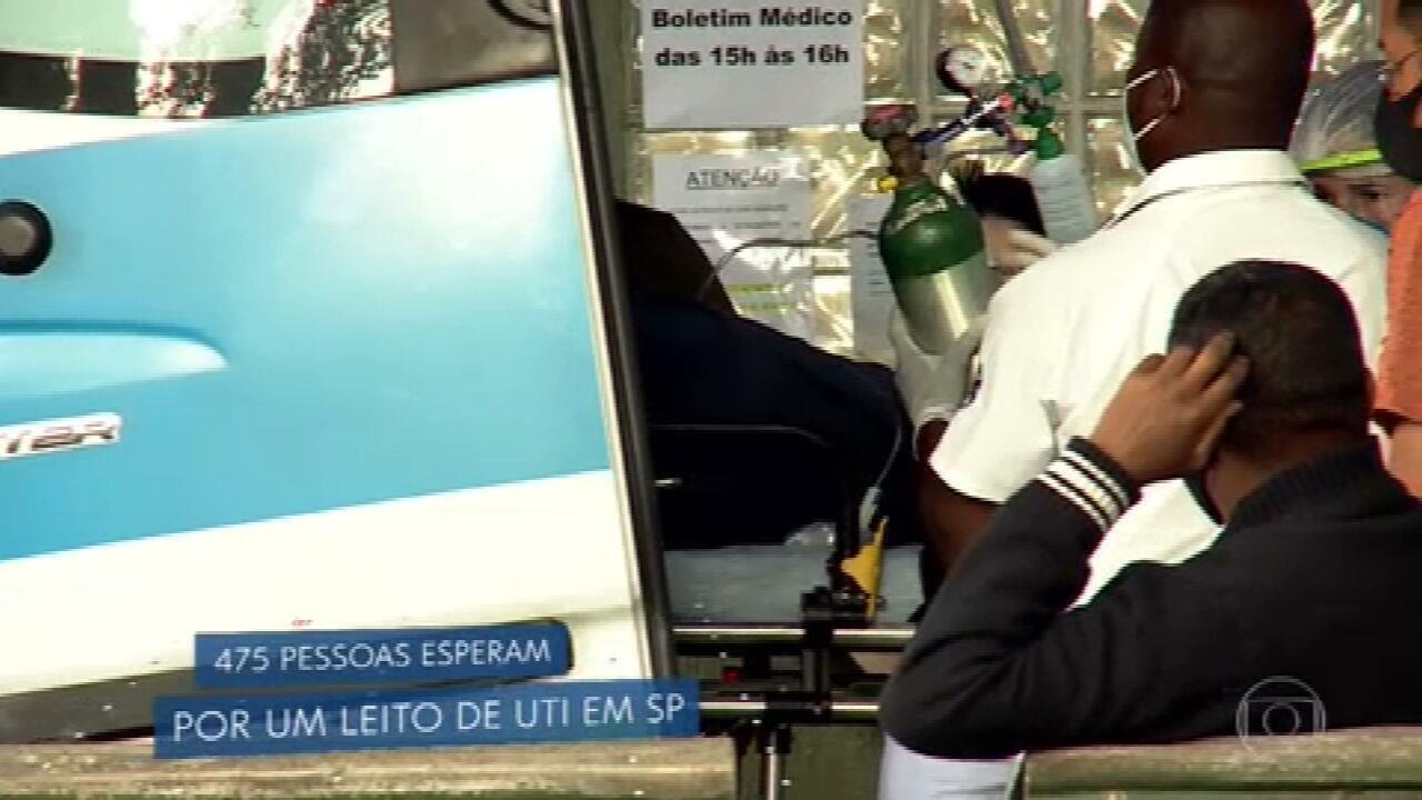 Cidade de São Paulo antecipa 5 feriados para tentar aumentar o isolamento social