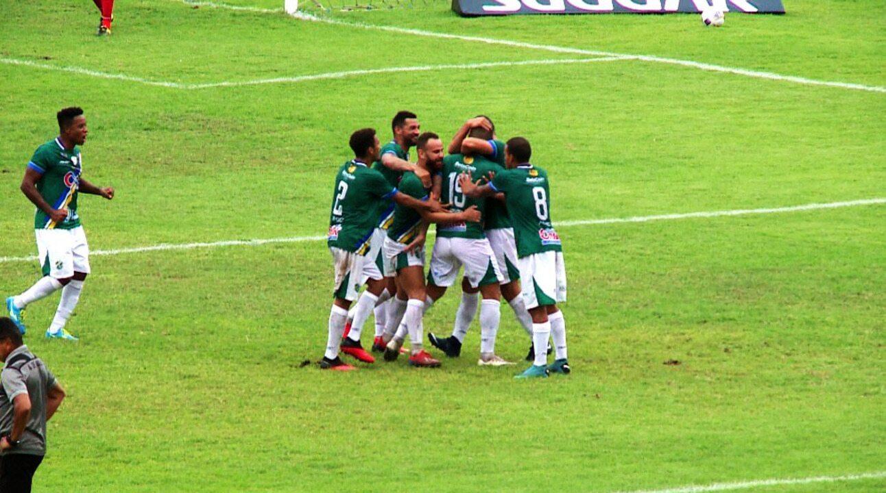 Melhores momentos e gols de 4 de Julho 0 x 2 Altos pela Copa do Nordeste