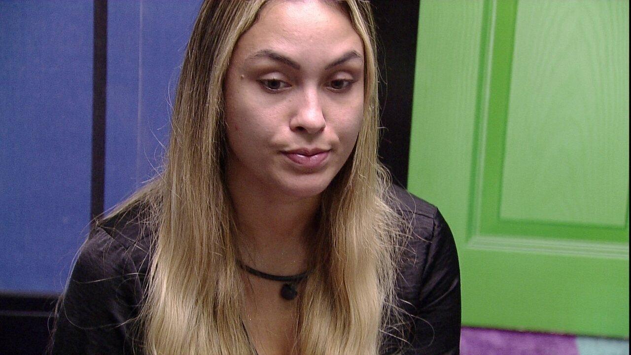 Sarah fala para Viih Tube sobre Juliette: 'É a única pessoa que eu tenho dúvida'